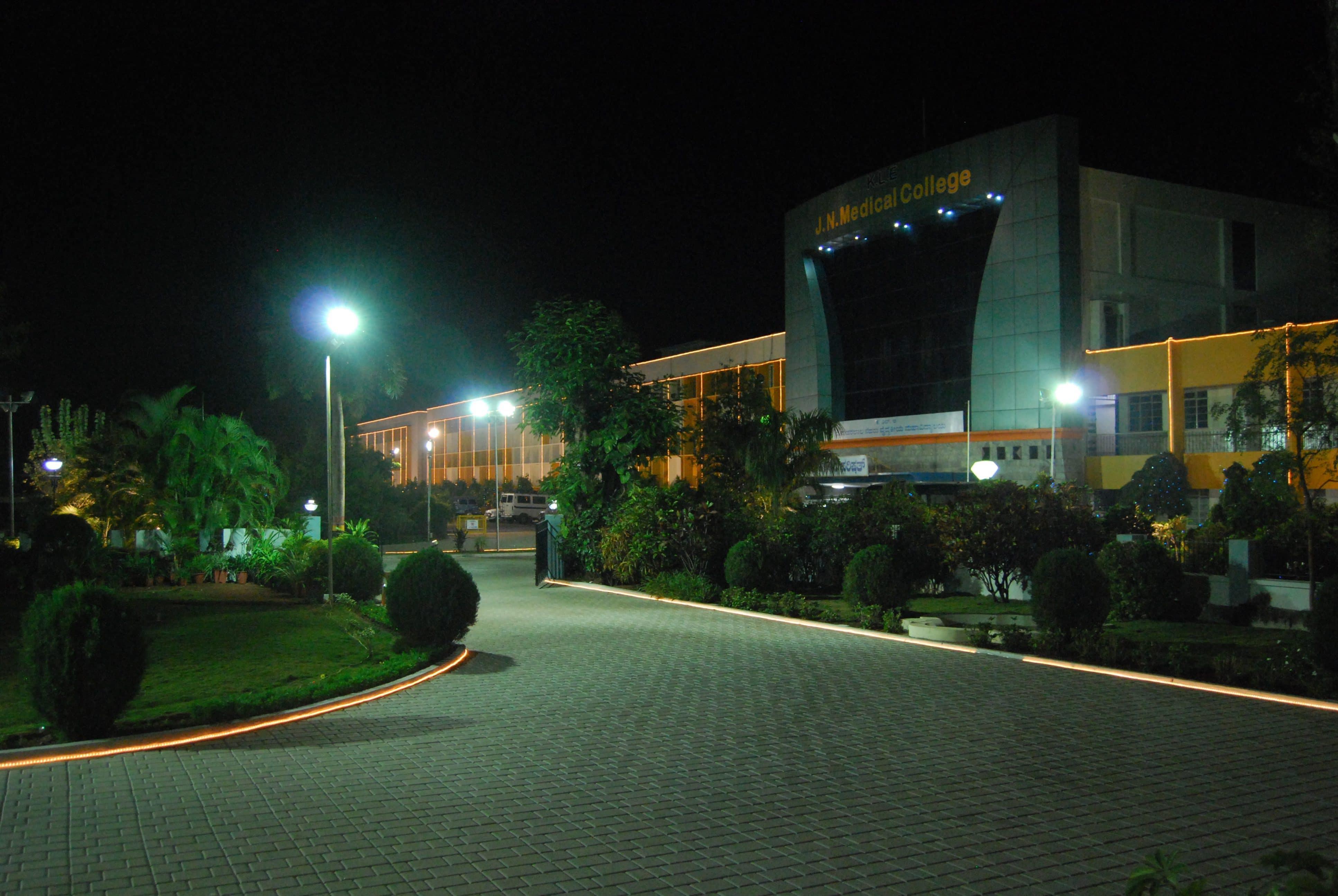Jawaharlal Nehru Medical College (JNMC)