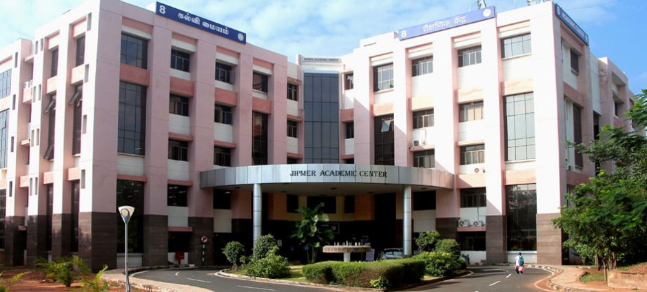 JIPMER - Jawaharlal Institute of Postgraduate Medical Education