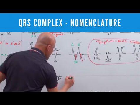 Mastering EKG – QRS Complex – Nomenclature