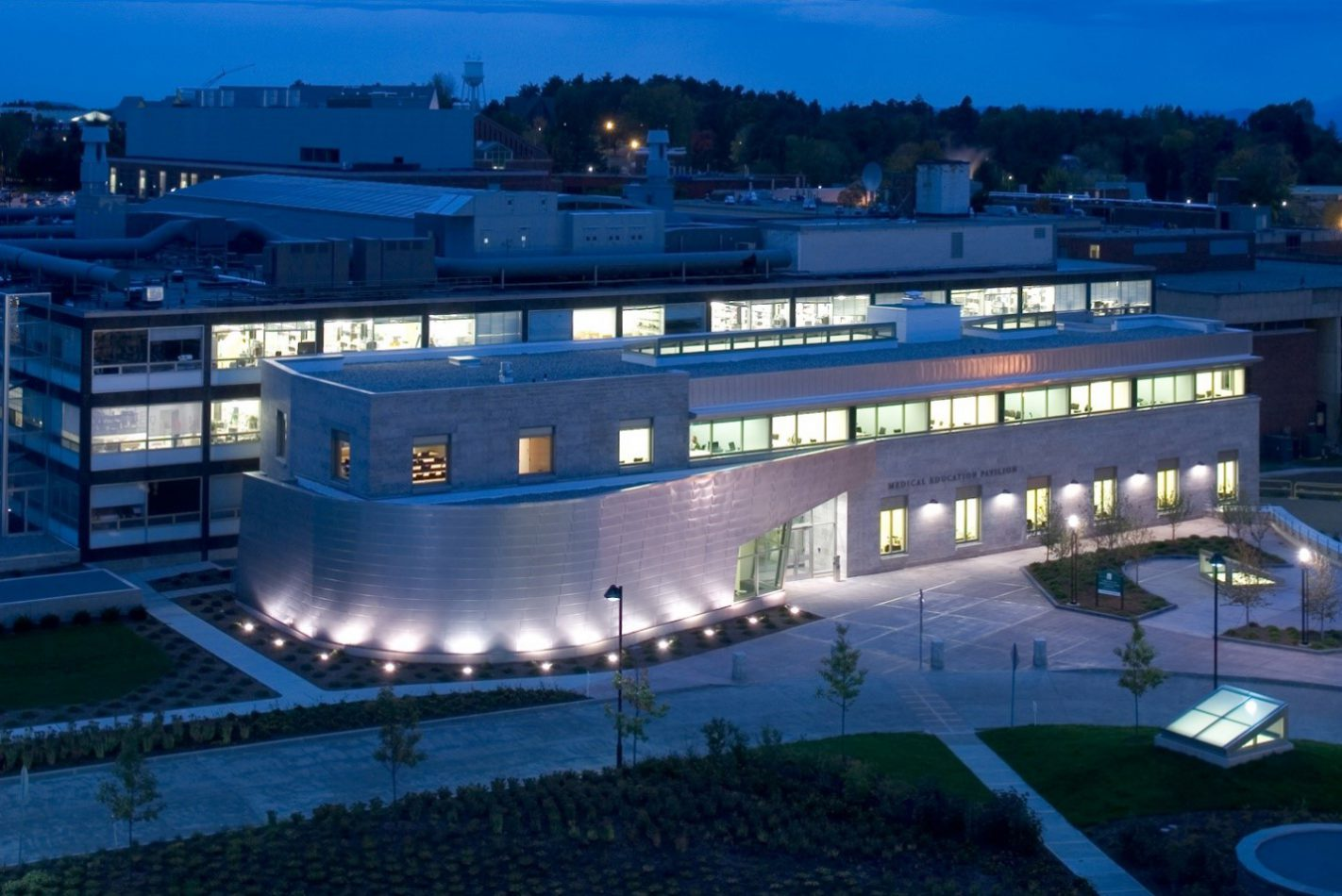 The Robert Larner College of Medicine