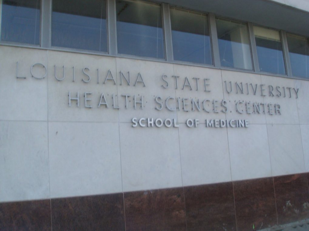 LSU medical school - LSUHSC