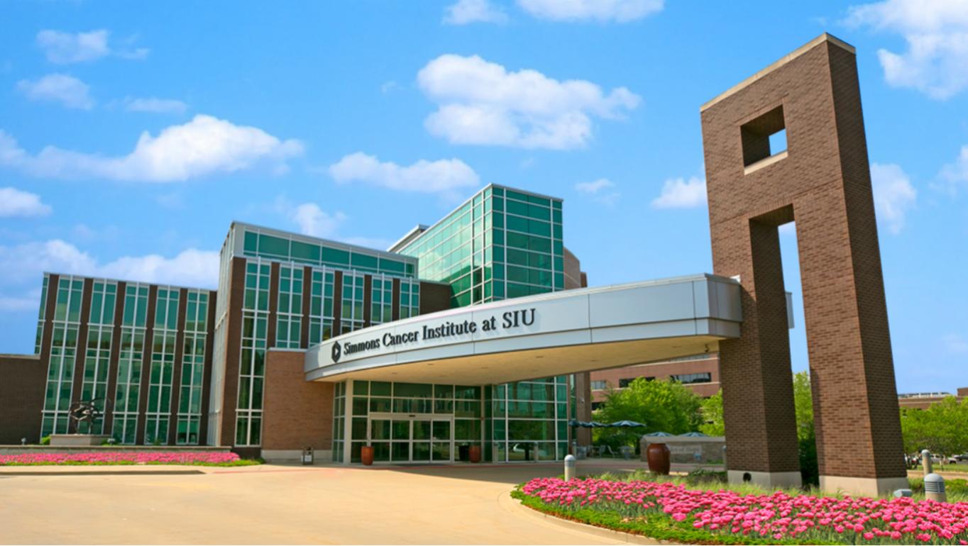 Southern Illinois University School of Medicine campus view