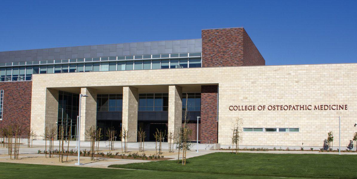 CHSUSOM campus view